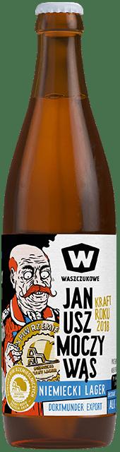 Nasze Piwa L Janusz Moczywas