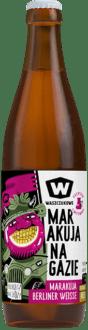 nasze piwa L marakuja na gazie