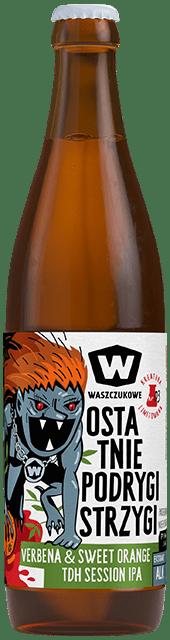 Nasze Piwa L Ostatnie Podrygi Strzygi