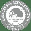 O Nas Medal Srebro Niemiecki Jasny Lager2017 Janusz Moczywas