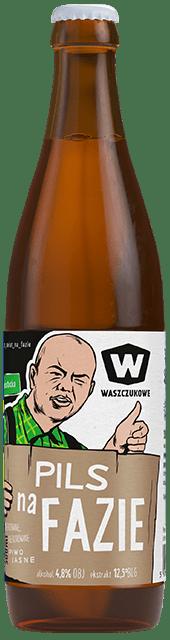 nasze piwa L pils na fazie