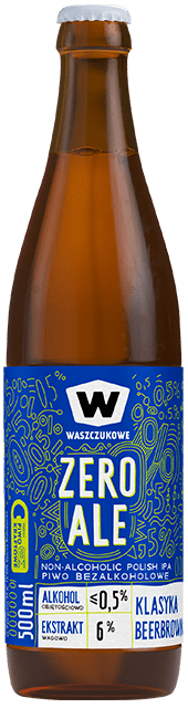 nasze piwa L zero ale