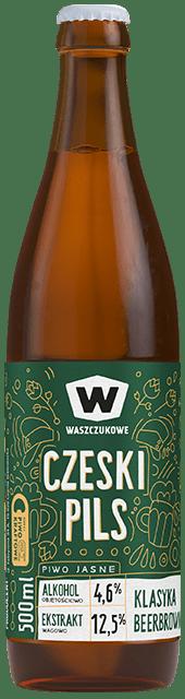 Nasze Piwa L Czeski Pils