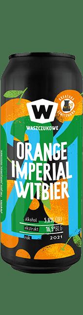 Nasze Piwa L Orange Imperial Witbier